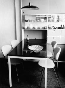 House interior, 1955