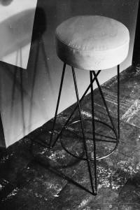 Barkruk 1954, uitgevoerd door Gelderland