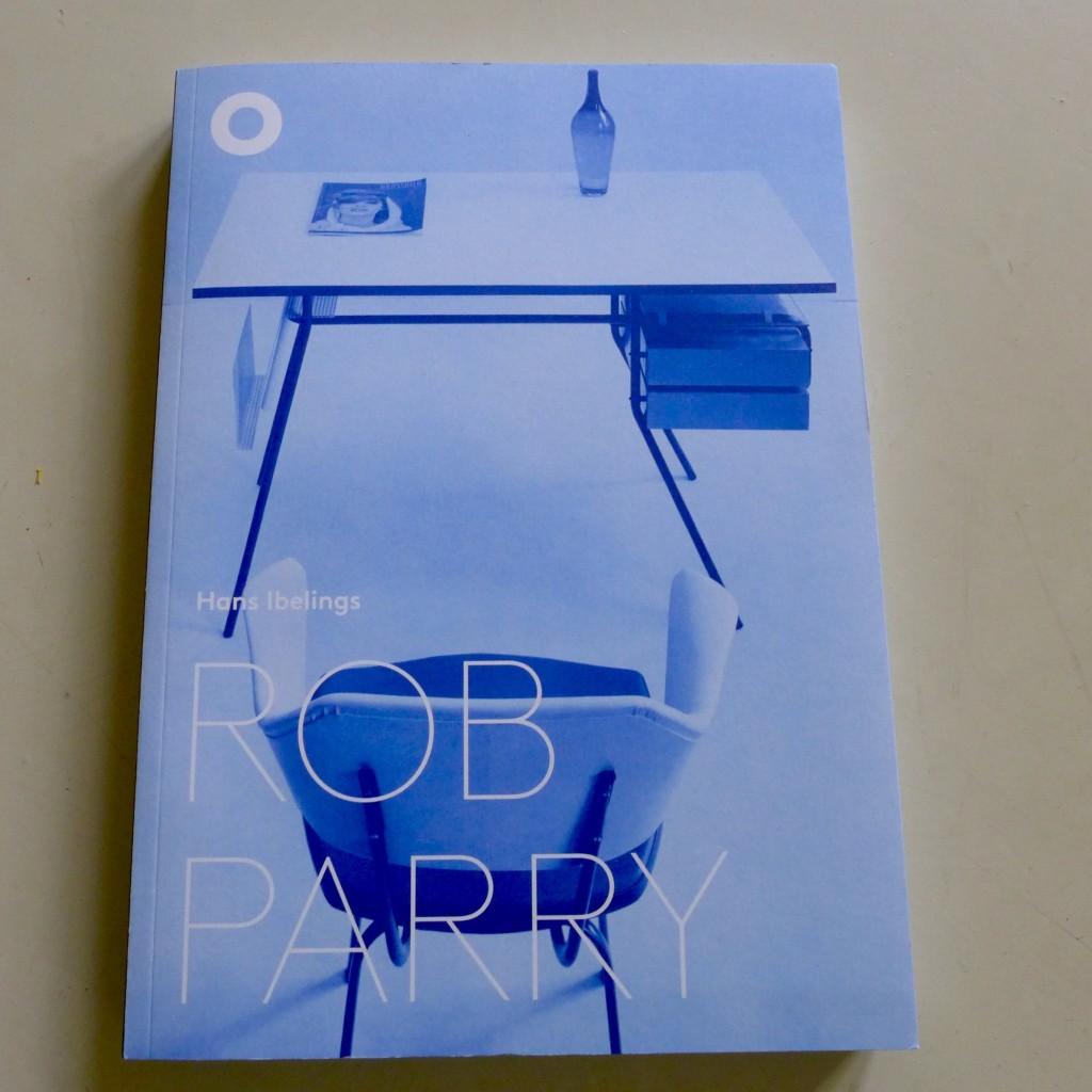 Boek Rob Parry € 25