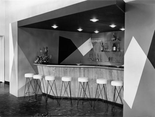 Clubhuis WW Den Haag 1954