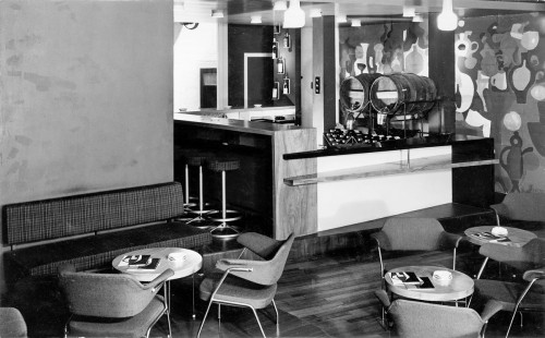 Taverne Tastevin 1960