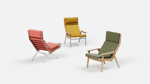 Rob Parry design fauteuil